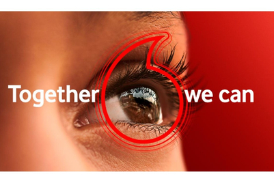 Vodafone unveils 'Together We Can' as new global brand positioning