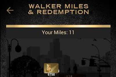 Johnnie Walker app rewards users with 'miles' for social, local and mobile activities