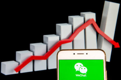 A billion users on, WeChat user growth, engagement slowing