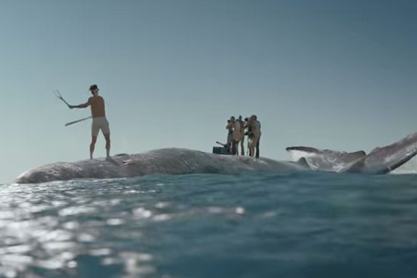 Old Spice introduces sweaty men who 'smell legendary'