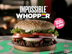 What the vegan Whopper tells brands about culture
