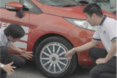 CASE STUDY: Ford revives the lucky draw to drive interest in Malaysia