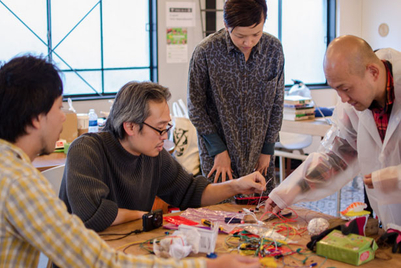 Project ESIN promises 'challenging' creative workshops in Hong Kong, Japan