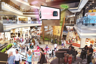 Singapore's Funan mall will be full of wonders. Also ghosts.