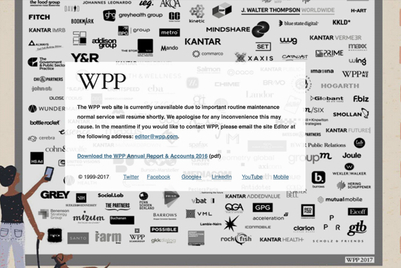 WPP falls victim to ransomware attack