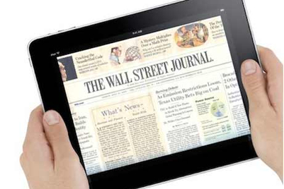 WSJ launches Europe and Asia apps