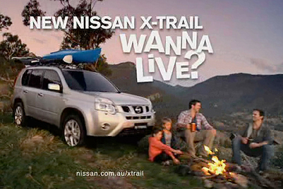 Nissan X-Trail appeals to thrill seekers with new campaign in Australia