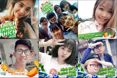 How FrieslandCampina got 32,000 selfies and 230% ROI