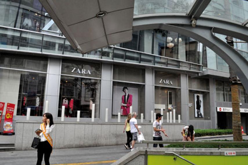 Zara: Pricing policy not impressing Koreans