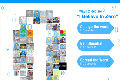 Unicef visualises utopian scenarios to promote children's rights