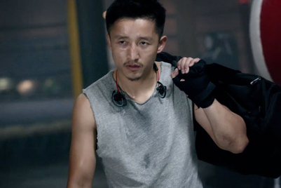 Beats boxing: Chinese fighter stars in headphone brand's ad