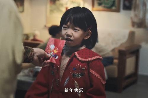 耐克广告:新年不承让,即使为了红包