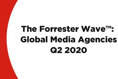"UM 优盟获评 Forrester 报告""全球媒介代理商""领导者"