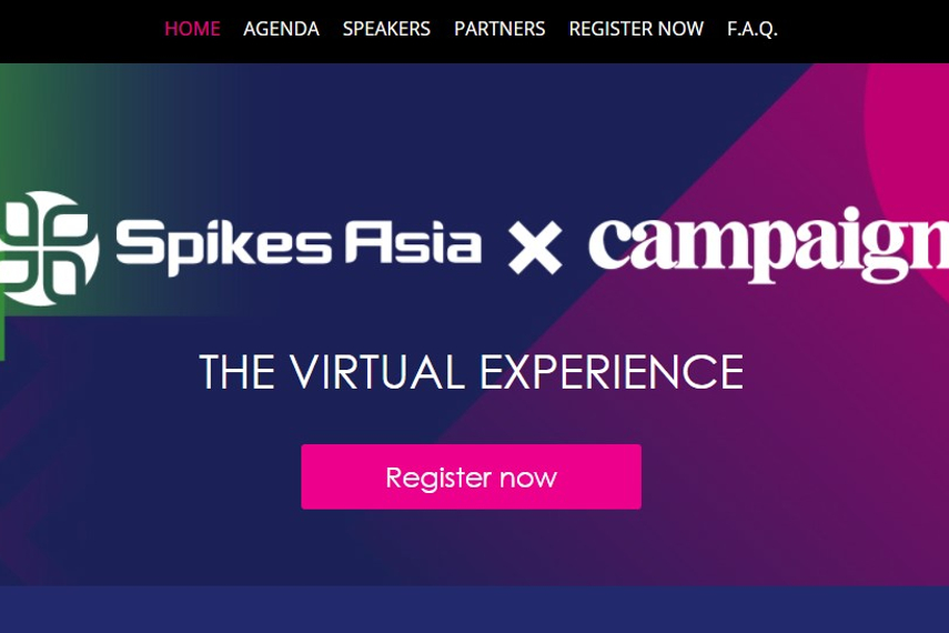 SPIKES ASIA X CAMPAIGN 首日活动亮点