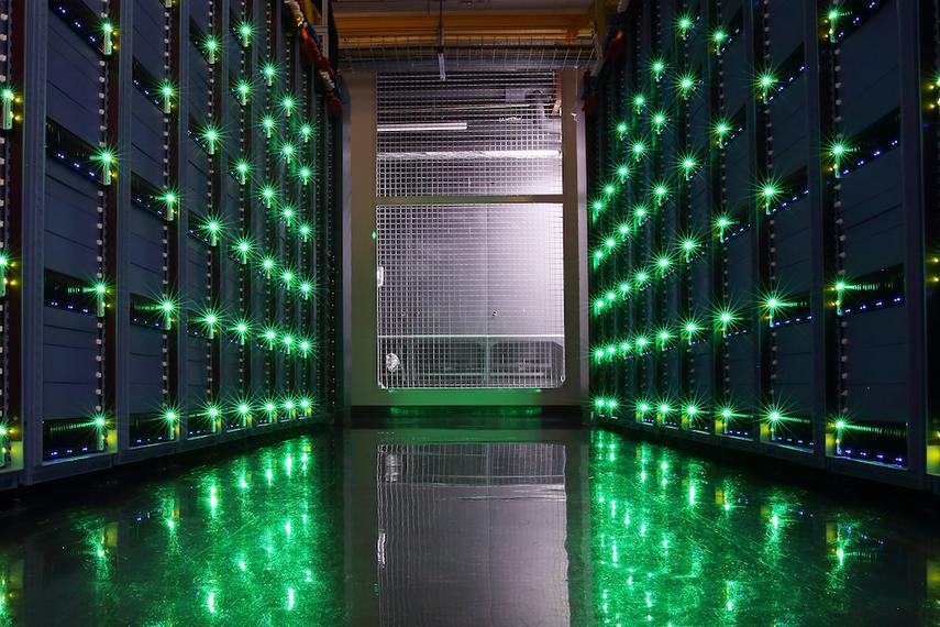 阿里云数据中心推动绿色创新