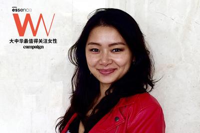大中华最值得关注女性2021:敖义曼 Echo Ao,蔚迈