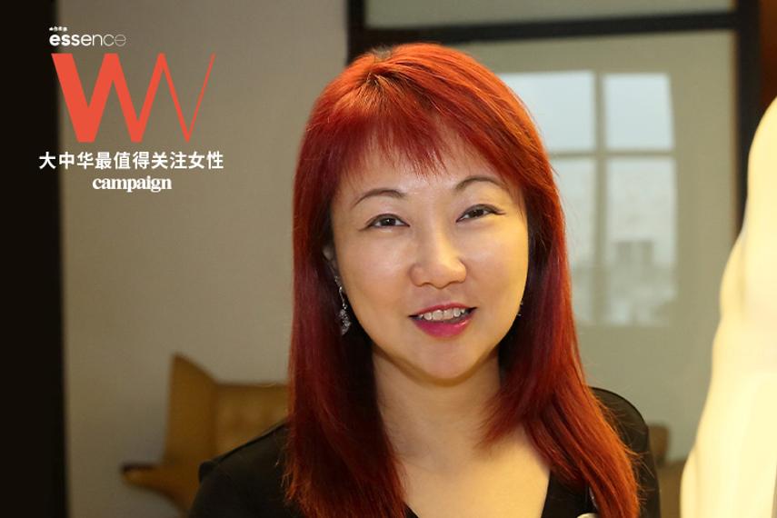 大中华最值得关注女性2021:王靖杰 Eunice Wong,Ketchum大中华区