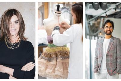 郑志刚与Carine Roitfeld联手办展 亚洲首个时尚与工艺展览  香港与巴黎同步推出
