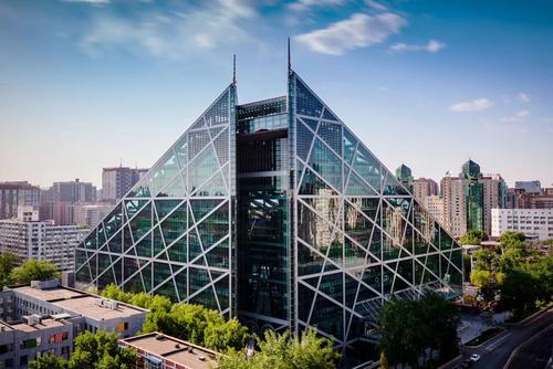 电通北京办公室即将迁入CBD核心区侨福芳草地