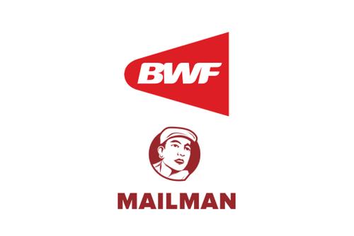 世界羽毛球联合会与邮人体育达成合作