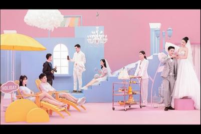 浩腾媒体与婚礼纪达成合作