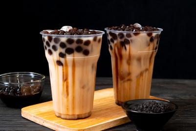时下最in的营销方式:奶茶?