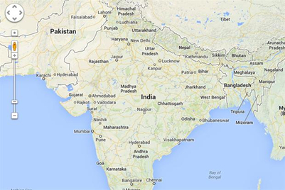 Google Map Tags Campaign India