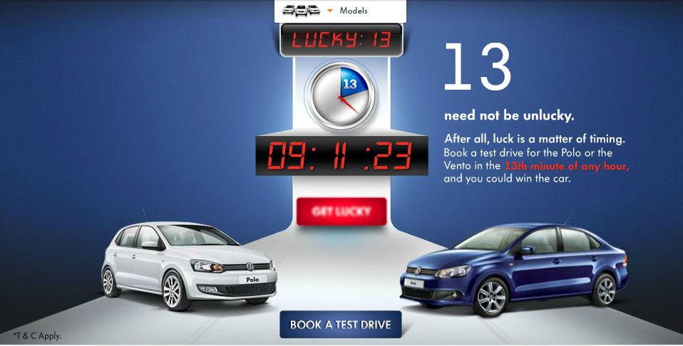 Volkswagen Makes A Fast Start To 2013 With New Campaign