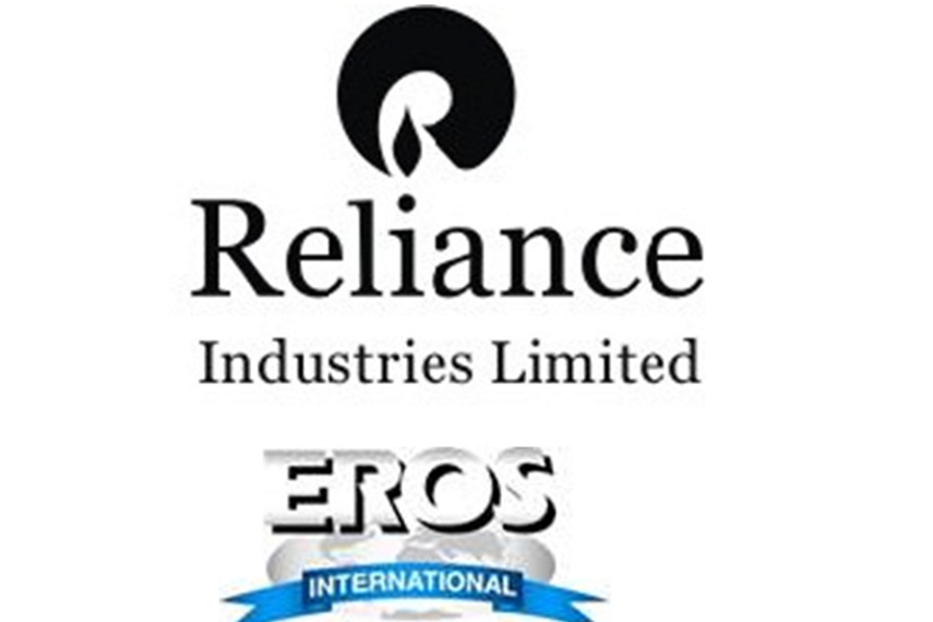 Reliance Industries to acquire five per cent stake in Eros