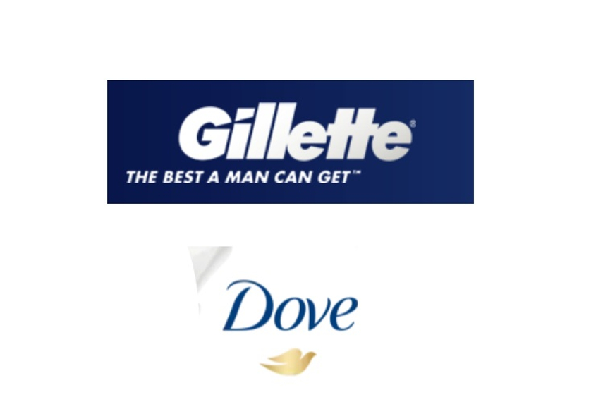 225350376897 Talkwalker s Battle of the Brands  Gillette Vs Dove