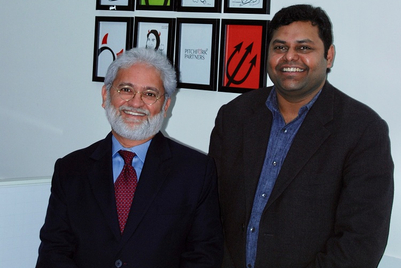 Sunil Gautam and Jaideep Shergill become independent advisors for Moe's Art