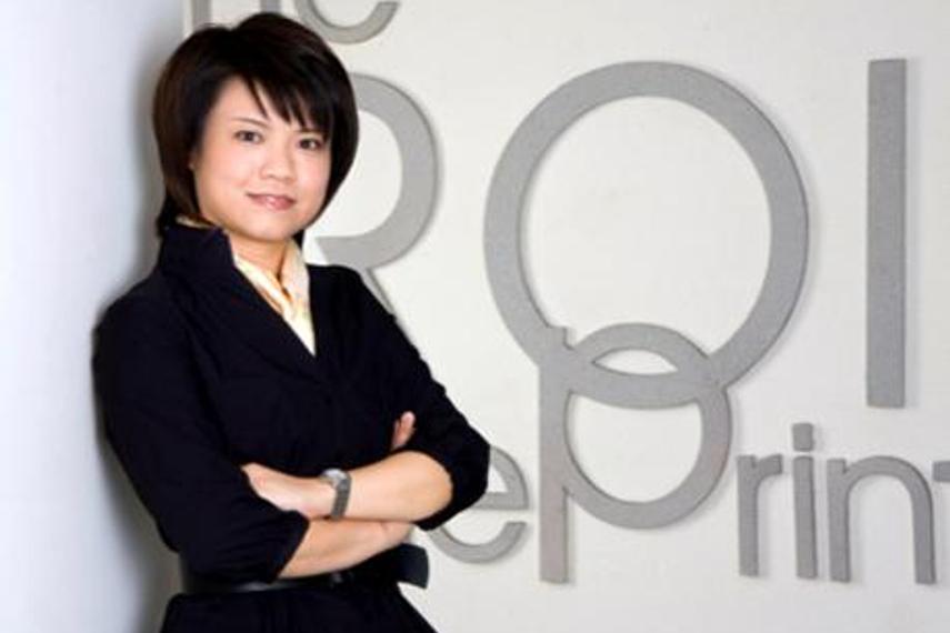 实力传播擢升王珮璇为香港董事总经理