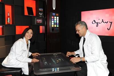 奥美北京扩建数码实验室