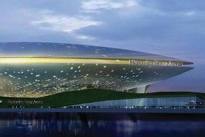 世博会文化中心更名为梅赛德斯-奔驰文化中心
