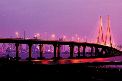 Blog: Why is Bandra Worli Sea Link lit up in Purple?