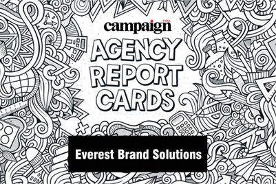 Agency Report Card 2017: Everest Brand Solutions