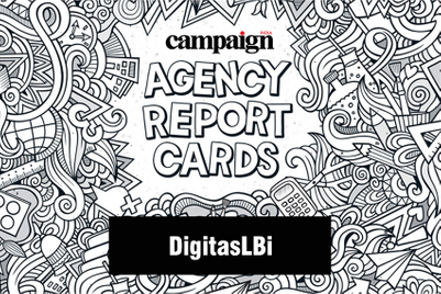 Agency Report Card 2017: DigitasLBi