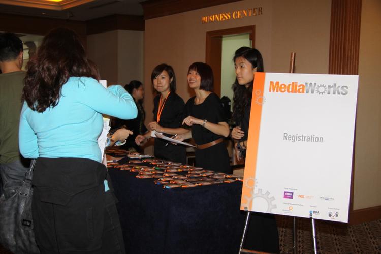 MediaWorks 第1日