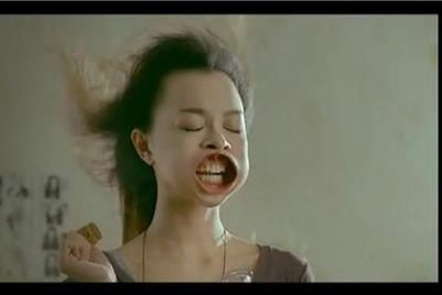 曼妥思启动《爱的故事》广告宣传