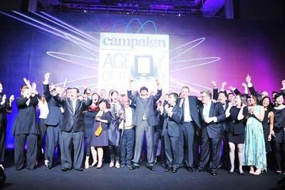 宏盟集团成为2010年度Agency of the Year大赢家