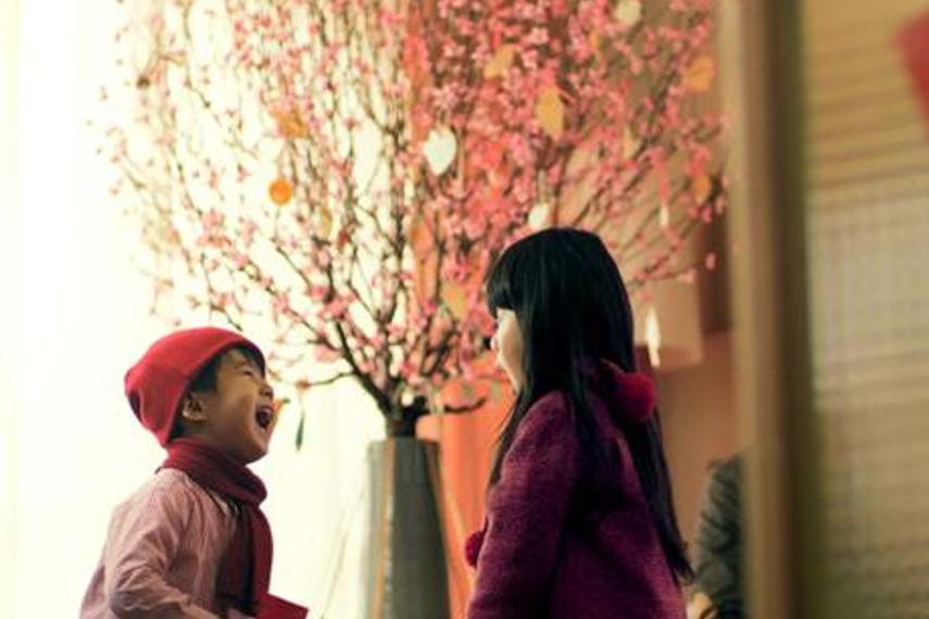 麦当劳香港推出春节广告
