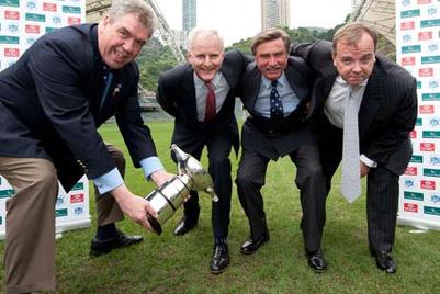 汇丰银行和国泰航空联合赞助香港国际七人榄球赛