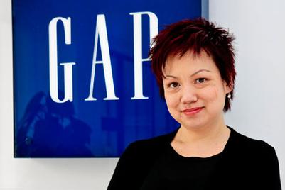人物专访:Gap中国市场营销主管Grace Wong