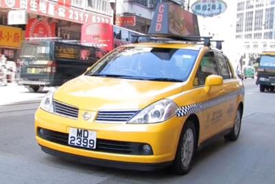 案例研究:DDB香港黄色出租车创意助推麦当劳人气
