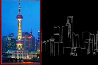上海城市形象宣传片亮相纽约时报广场