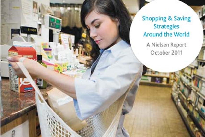 尼尔森本周发布《全球购物及省钱策略》报告