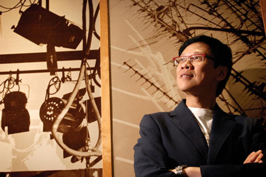 无线电视总经理陈志云任职18年后离开公司