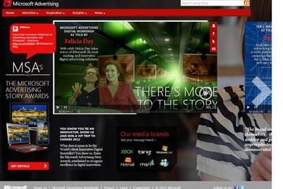 微软广告发起全球创意故事大赛