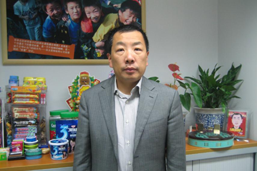马利民,不凡帝范梅勒集团中国区市场总监
