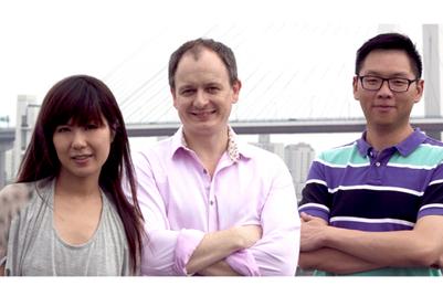 创意三人行为上海源腾广告注入强大实力